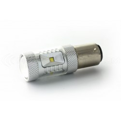2 x 6 bulbs creates 30w - p21 / 5W - upscale