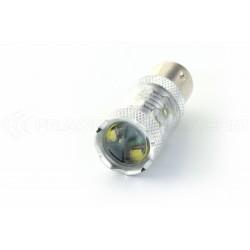 Ampoules 10 CREE 50W - P21/5W - Haut de Gamme