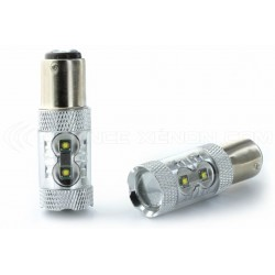 10 bulbs 50w cree - p21 / 5w - upscale