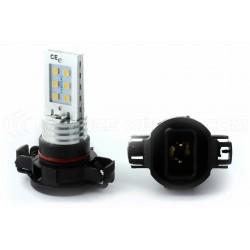 2 x Ampoules 12 LED SS HP - PS19W - Audi A3 8P
