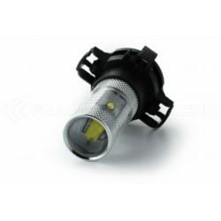 2 x 6 bulbs creates 30w - PSX24W