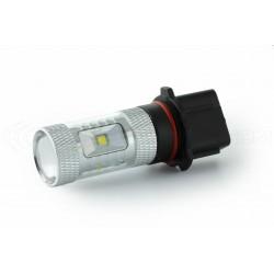 2 x 6 bulbs creates 30w - psx26w - upscale
