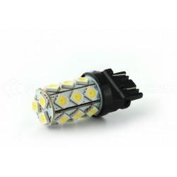 2 x Ampoules double couleur - P27/7W - Homologation US