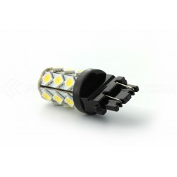 2 x P27/7W bulbs - dual color - US approved