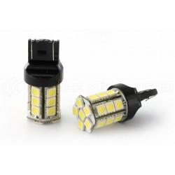 Bulb 27 LED SMD  - W21/5W 7443 - WHITE