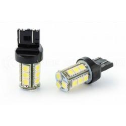 Bulb 24 SMD LED - w21 / 5w - White