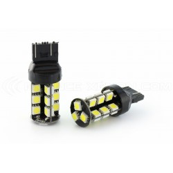 Glühbirne t20 w21 / 5W 27 LED SMD canbus