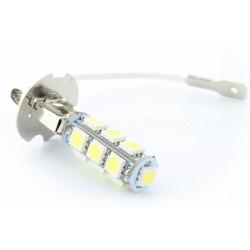2 x Ampoules H3 LED SMD 13 LED