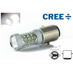 Ampoule 16 CREE 80W - BA20D - Haut de Gamme
