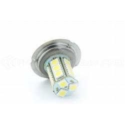 2 x Ampoules H7 LED SMD 18 LED
