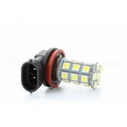 2 x Ampoules H8 LED SMD 25 LED