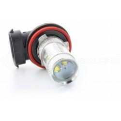 2 x Ampoules 6 CREE 30W - H8 - Haut de Gamme