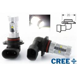2 x Ampoules 6 CREE 30W - HB3 9005 - Haut de Gamme