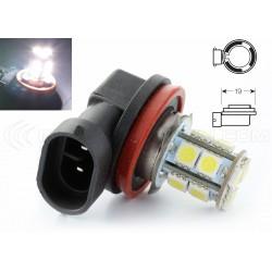 2 x Ampoules H11 LED SMD 13 LED
