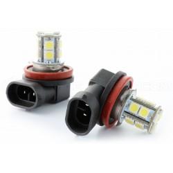 Lampadina H11 13 LED SMD