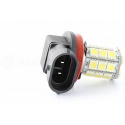 Ampoule H11 LED SMD 27 LED