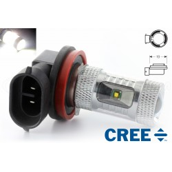 6 Bulb 30w cree - h11 - upscale