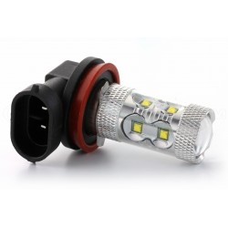 Birnen 10 CREE 50W - H11 - Premium