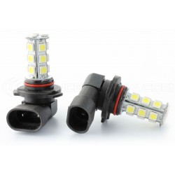 2 X Birnen HB3 9005 LED SMD 18 LED