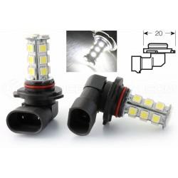 2 x Glühbirnen HB4 9006 SMD LED 18 LED