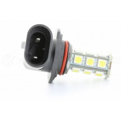 2 x Ampoules HB4 9006 LED SMD 18 LED