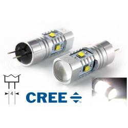 2 x Birnen 6 CREE 30W - P13W - Premium