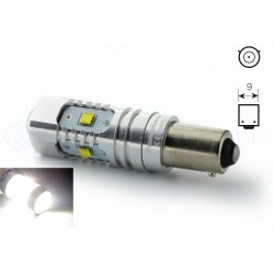 Ampoule H21W 5 LED CREE  - BAY9S