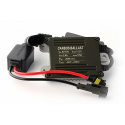 Ballast Slim LUXE XPU CANBUS 25W - Garantie à vie