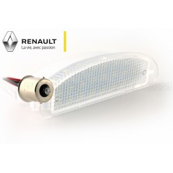 LED License plate RENAULT Clio 2 / Twingo