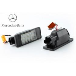 Paquete de módulos de la placa posterior Mercedes Benz Viano e Vito