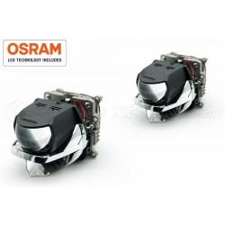 Projecteurs intégrés Bi-OLED + Laser 25W Modulaire