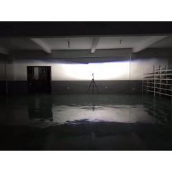 integrierte Bi-modular OLED + 25W Laser