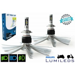 Kit ampoules LED pour YAMAHA HW 125  (SE59)