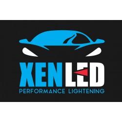 Kit LED-Leuchten Lampen für AUDI 80 (81, 85, B2)
