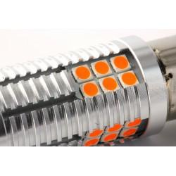2x lampadine SAMSUNG 30 LED - PY21W - giallo