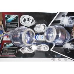 Projecteur intégré bi-xénon 90mm - Angel Eyes intégré - Devil Eyes