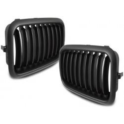 griglie 2x calandra BMW E36 3 serie 91-96_black