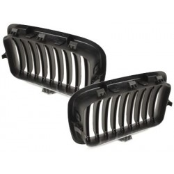 2x grids calender BMW E36 3 series 91-96_black