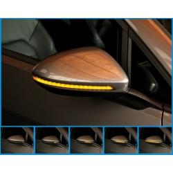 Ripetitori Dynamic LED Specchio GOLF 7