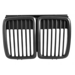 griglie 2x calandra BMW E30 3 serie 83-91_black