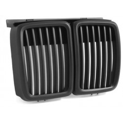 front grill BMW E30 3 series 83-91_black