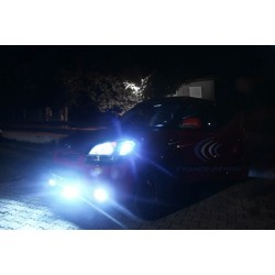 Pack FULL LED - Fiat 124 Spider - WHITE