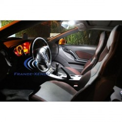 Pack FULL LED SMD for Fiat 124 Spider - Interior + number plateWithout error to the dashboard!