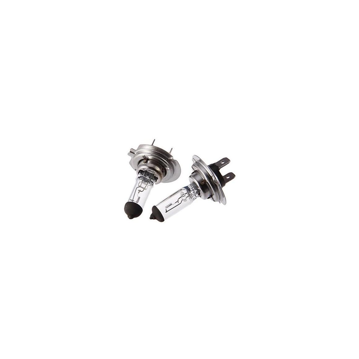 2 x Ampoules H4 65/55W 12V ORIGINE - FRANCE-XENON