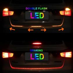192 Band dynamische LED-Nachtlicht / Stopp und blinkt