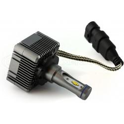 2 x lampadine D1S / LED 55w D1R - 6000lm - raffinato