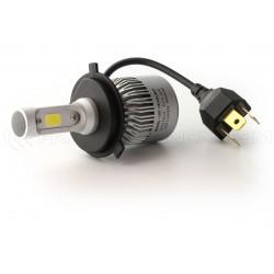 2 x Ampoules H4 Bi-LED HeadLight 50/55W - 6500K