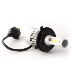 2 x bulbs h4 bi-LED headlight 50 / 55w - 6500k