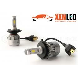 2 x H4 HeadLight Bulbs 50/55W