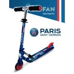 Destockage - Trottinette pliante PSG - OFFICIEL - 125mm
